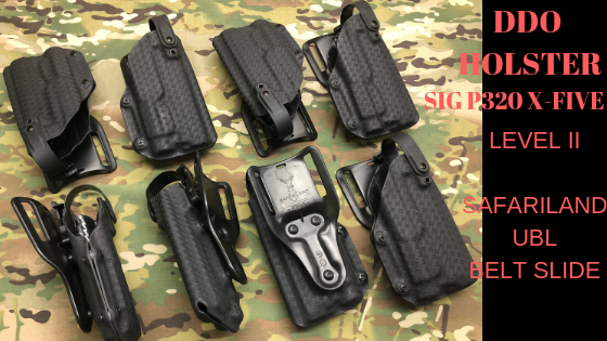 Custom Kydex Holsters & Magazine Carriers | TR Holsters