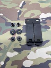 Black IWB Metal Belt Clip Kit