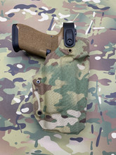 Fabric Wrapped Duty Style Kydex Holster