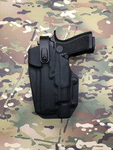 Left Hand Use Holster
