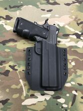1911 OWB Full Rail Kydex Holster