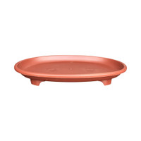 "9"" Humidity Tray and River Sand (red)"