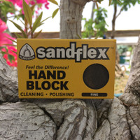 Sandflex Cleaning & Polishing Block (Fine)