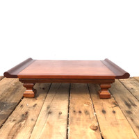 "21"" Bonsai Display Table - Handmade in Connecticut (Large)"