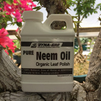 Pure Neem Oil Organic Leaf Polish