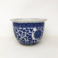 40 Yr Old Japanese Bonsai Pot (TK-822)