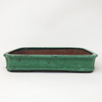 Vintage Shuho Japanese Bonsai Pot (TK-828)