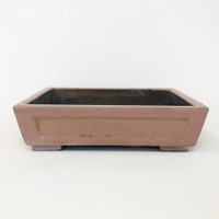 Vintage Unglazed Yixing Bonsai Pot (TK-829)
