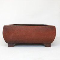 Vintage Tokoname Bonsai Pot (TK-852)