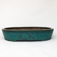 Vintage Yamaaki Bonsai Pot (TK-853)