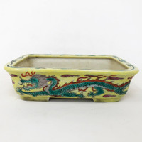 Vintage Chinese Bonsai Pot (TK-854)