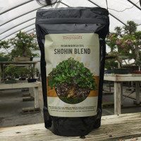 SHOHIN | Ready-To-Use Bonsai Soil (2 Quarts)