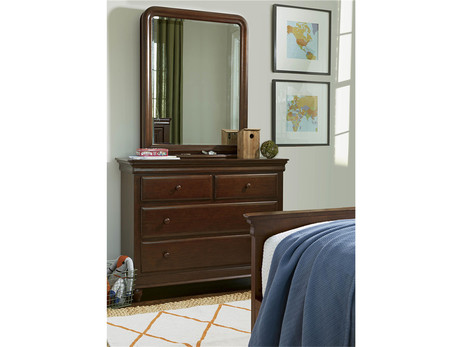 Pictured with the Classics 4.0 Cherry Storage Mirror