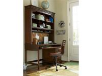 Taylor Swivel Desk Chair - Cherry