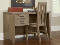 Seaview Desk - Driftwood