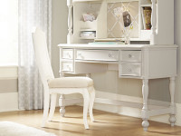 Shown pictured with Ivy Desk Hutch
