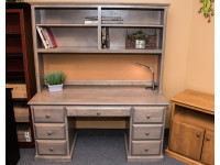 6 Drawer Desk