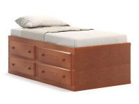 Giant 4 Drawer Bed