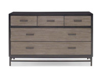 Catalina Drawer Dresser - Dark