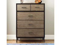 Catalina Drawer Chest - Dark