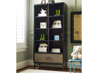 Catalina Bookcase - Dark