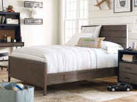 Catalina Reading Bed - Dark