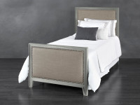 Avery Iron Bed