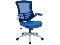 Mesh Back Desk Chair with Arms