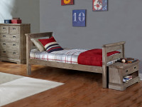 Cambridge Half Bunk Bed Bedroom Source