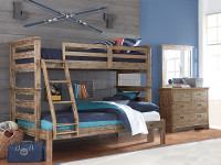 Cambridge Bunk Bed Twin/Full