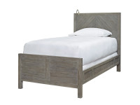 Key Biscayne Reading Bed - Twin