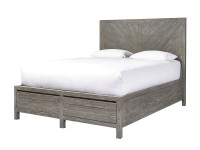 Key Biscayne Platform Storage Bed - King