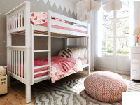 Bedroom Basics Bunk Bed Twin/Twin