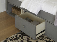 Lakeview Storage Unit - Grey
