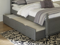 Lakeview Trundle - Grey