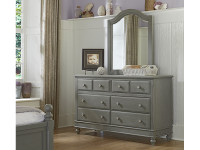 Shown placed on the 8 drawer dresser