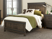 Farmhouse Panel Bed - Full