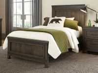 Farmhouse Panel Bed - Full
