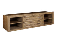 Dylan Underbed Storage Unit - Honey