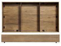 Dylan Trundle Bed Storage Drawer - Honey