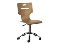 Dylan Desk Chair - Honey