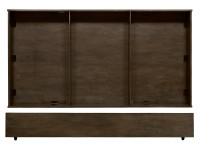 Dylan Trundle Bed Storage Drawer - Tobacco