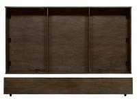 Dylan Trundle Bed Storage Drawer - Tobacco
