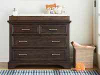 Dylan Single Dresser - Tobacco