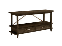Dylan Low Bookcase - Tobacco