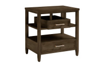 Dylan Storage Nightstand - Tobacco