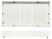Juliette Trundle Bed Storage Drawer - White