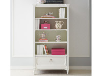 Juliette Bookcase - White
