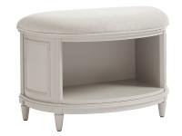 Juliette Storage Bed Bench - Grey