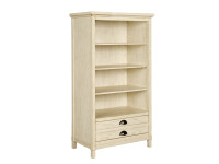 Union Square Bookcase - French Vanilla